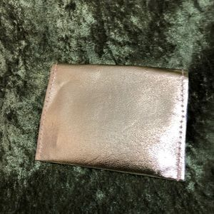 LAST CHANCE ⚡️ 1960s gold wallet